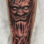 Tattoo Jos Oss Black and grey 6