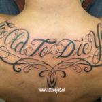 Lettering Tattoo Jos Oss 13