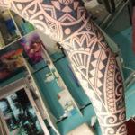 Tattoo Jos Oss Polynesisch Maori tribal 14