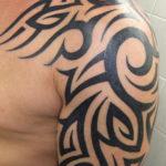 Tattoo Jos Oss Polynesisch Maori tribal 15