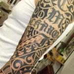 Tattoo Jos Oss Polynesisch Maori tribal 29
