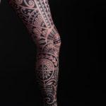 Tattoo Jos Oss Polynesisch Maori tribal 33