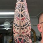 Tattoo Jos Oss Polynesisch Maori tribal 36