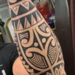 Tattoo Jos Oss Polynesisch Maori tribal 37