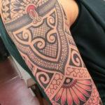 Tattoo Jos Oss Polynesisch Maori tribal 4