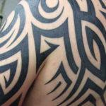 Tattoo Jos Oss Polynesisch Maori tribal 40