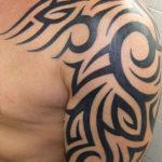Tattoo Jos Oss Polynesisch Maori tribal 45