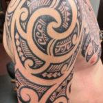 Tattoo Jos Oss Polynesisch Maori tribal 5