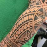 Tattoo Jos Oss Polynesisch Maori tribal 50