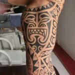 Tattoo Jos Oss Polynesisch Maori tribal 56