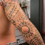 Tattoo Jos Oss Polynesisch Maori tribal 60