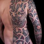 Tattoo Jos Oss Polynesisch Maori tribal 66