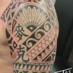 Tattoo Jos Oss Polynesisch Maori tribal 68