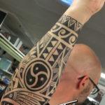 Tattoo Jos Oss Polynesisch Maori tribal 77