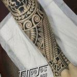 Tattoo Jos Oss Polynesisch Maori tribal 78