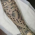 Tattoo Jos Oss Polynesisch Maori tribal 79