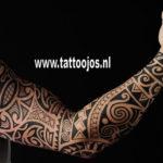 Tattoo Jos Oss Polynesisch Maori tribal 83