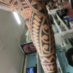 Tattoo Jos Oss Polynesisch Maori tribal 9